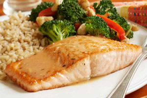 Salmon-Broccoli-and-Brown-Rice